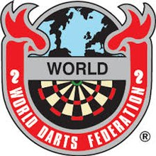 Logo of the World Darts Federationhttps://en.wikipedia.org/wiki/World_Darts_Federation